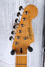 Load image into Gallery viewer, Fender® Squier Classic Vibe '50s Stratocaster Electric Guitar White Blonde Strat