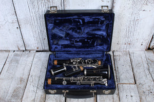 Used Bundy Selmer Resonite Student Clarinet