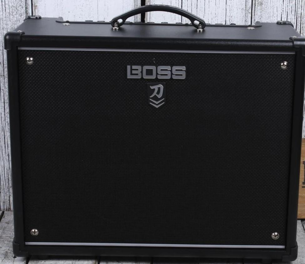 Boss Katana 100 MkII Electric Guitar Amplifier 100 Watt 1 x 12 Amp KTN‑100 MkII