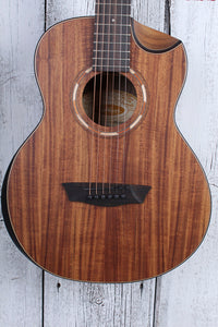 WCGM55K-D_T200200789 Washburn Koa Top Acoustic Guitar