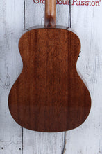 Load image into Gallery viewer, Washburn Woodline Series O12SE Orchestra Body Acoustic Electric Guitar Natural
