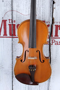 Used Student 4/4 Violin with Case & Bow