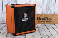 Load image into Gallery viewer, Orange CRUSH BASS 25 Watt Electric Bass Guitar Amplifier 1 x 8 Solid State Amp