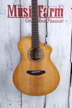 Load image into Gallery viewer, Breedlove Organic Artista Concert CE Acoustic Electric Guitar with Gig Bag
