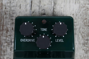 Ibanez TS808HW Hand Wired Tube Screamer Electric Guitar Overdrive Effects Pedal