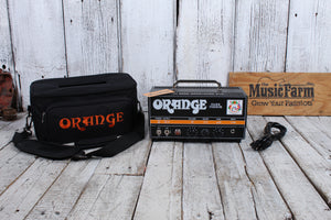 Orange Dark Terror DA15H Electric Guitar Amplifier Head 7 to 15 Watt Tube Amp