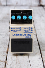 Load image into Gallery viewer, BOSS DD-8 Digital Delay Electric Guitar Effects Pedal with Three FREE Cables