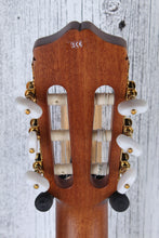 Load image into Gallery viewer, Cordoba C4-CE Classical Cutaway Acoustic Electric Guitar Solid Top Edgeburst