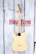 Load image into Gallery viewer, Fender® American Performer Telecaster Electric Guitar Vintage White with Gig Bag