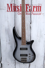 Load image into Gallery viewer, Jackson JS Series Spectra Bass JS3 4 String Electric Bass Guitar Silverburst