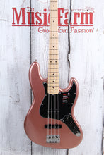 Load image into Gallery viewer, Fender® American Performer Jazz Bass 4 String Electric Bass Guitar with Gig Bag