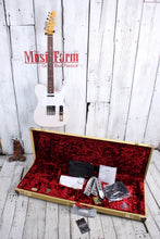 Load image into Gallery viewer, Fender® Jimmy Page Mirror Telecaster Electric Guitar Tele with Tweed Case & COA