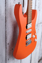 Load image into Gallery viewer, Charvel Pro-Mod DK24 HSH 2PT CM Electric Guitar Seymour Duncan HSH Satin Orange