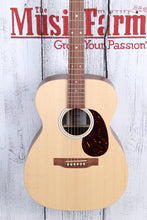 Load image into Gallery viewer, Martin 00-X2E Grand Concert Acoustic Electric Guitar Natural with Gig Bag