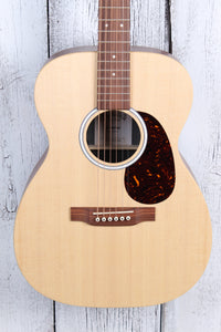 Martin 00-X2E Grand Concert Acoustic Electric Guitar Natural with Gig Bag