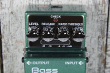 Load image into Gallery viewer, Boss BC-1X Bass Comp Effects Pedal Electric Bass Guitar Compressor Effects Pedal
