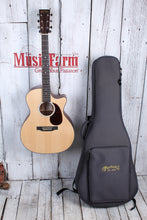 Load image into Gallery viewer, Martin GPC-11E Road Series Grand Performance Acoustic Electric Guitar w Gig Bag