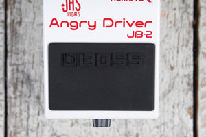 Boss JB‑2 Angry Driver Overdrive Effects Pedal Electric Guitar Effects Pedal