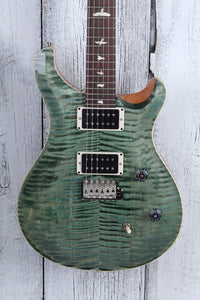 PRS Paul Reed Smith CE 24 Solid Body Electric Guitar Trampas Green with Gig Bag