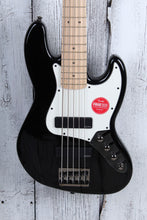 Load image into Gallery viewer, Fender® Squier Contemporary Active Jazz Bass HH V 5 String Electric Bass Guitar