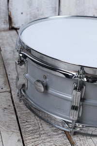 Used Ludwig Acrolite Snare Drum with Case