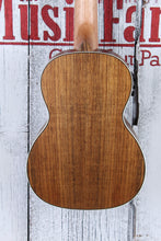 Load image into Gallery viewer, Fender Rincon V2 Tenor Ukulele Solid Ovangkol Top 17 Inch Scale Uke with Gig BagNatural