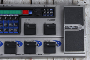 DigiTech GNX3 Multi Effects Processor Guitar Workstation w Power Supply & Manual