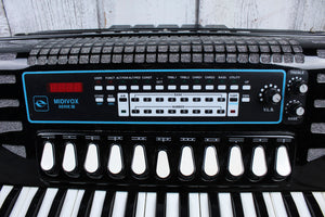Excelsior 1320M MidiVox Serie III Accordian Package with Orla XM500 & Footswitch