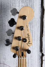 Load image into Gallery viewer, Fender® Player Jazz Bass 4 String Electric Bass Guitar Buttercream Gloss Finish