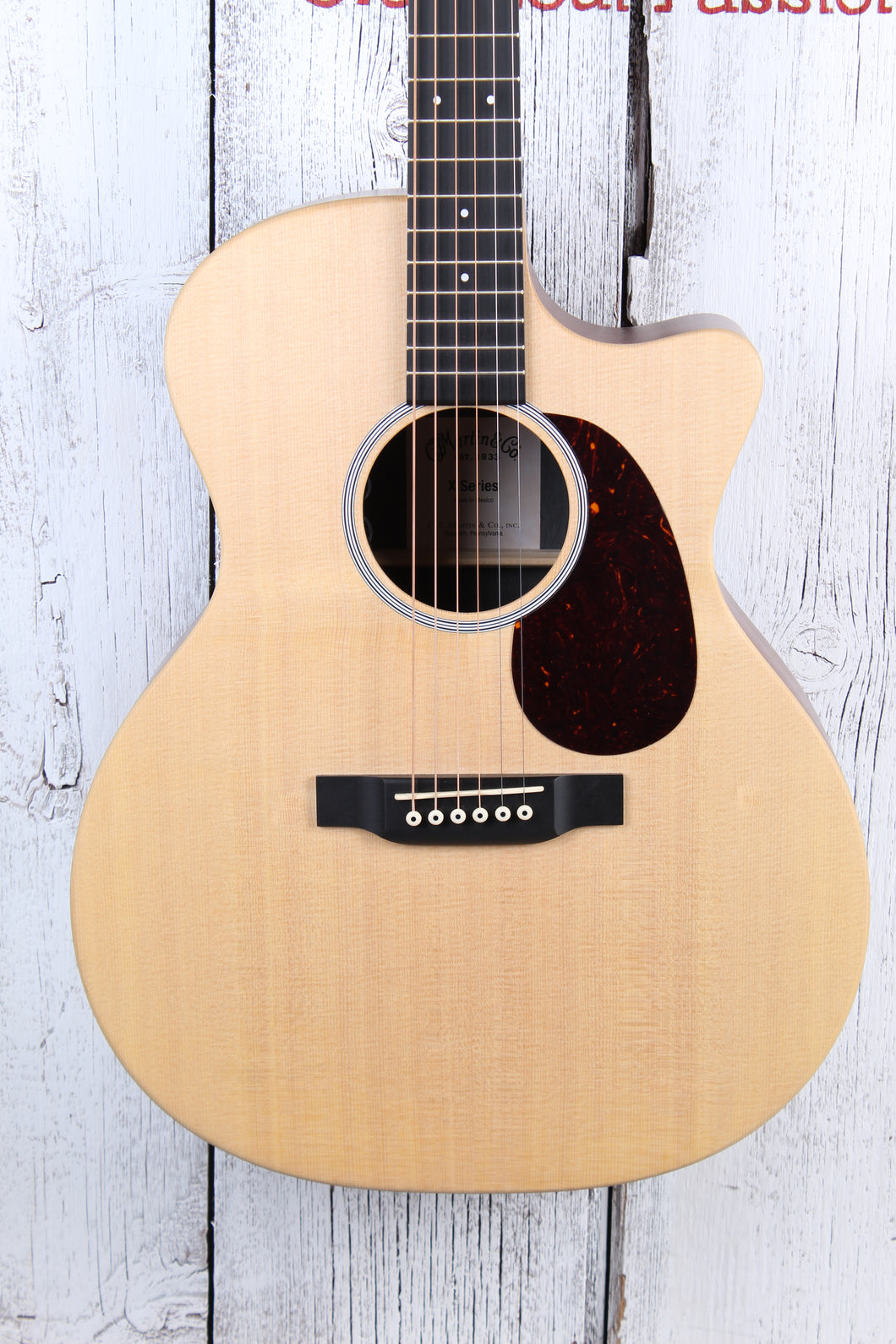 Martin GPCX1AE 20th Anniversary Acoustic Electric Guitar with Fishman Sonitone