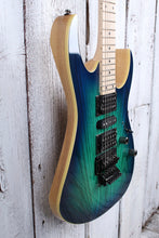 Load image into Gallery viewer, Ibanez RG470AHM Solid Body Electric Guitar Quantum HSH Blue Moon Burst Finish