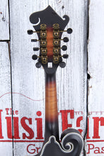 Load image into Gallery viewer, Washburn Florentine Cutaway F Style Mandolin M118SW with Hardshell Case NAMM