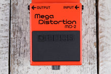 Load image into Gallery viewer, Boss MD-2 Mega Distortion Pedal Electric Guitar Distortion Effects Pedal
