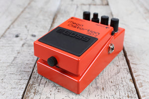Boss MD-2 Mega Distortion Pedal Electric Guitar Distortion Effects Pedal