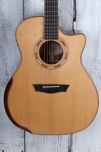 WCG25SCE-O_CC191205329 Washburn Solid Top Grand Auditorium Acoustic Guitar