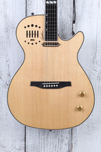 Load image into Gallery viewer, Godin Multiac Steel Natural GH Hollowbody Electric Guitar High Gloss w TRIC Case