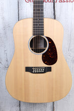 Load image into Gallery viewer, Martin D12X1AE 12 String Dreadnought Acoustic Electric Guitar w Fishman Sonitone