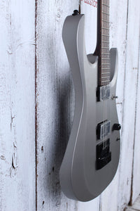 Ibanez Axion Label RGD61ALET Electric Guitar Active HH Metallic Gray Matte