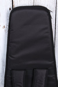 Coffin CFA-EG1  Agony Series Electric Guitar Gig Bag Diamond Tuck Interior