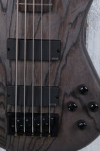 Load image into Gallery viewer, Spector NS Pulse Series 5 String Electric Bass Guitar Charcoal Grey with Gig Bag