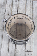 Load image into Gallery viewer, ddrum Dominion 5 Piece Drum Kit Silver Sparkle Shell Pack DM B 522 SILVER SPKL
