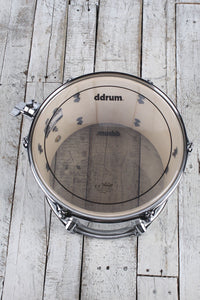 ddrum Dominion 5 Piece Drum Kit Silver Sparkle Shell Pack DM B 522 SILVER SPKL