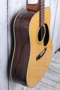 75090176 Used Sigma DR-7 Acoustic Guitar