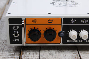 Orange Little Bass Thing Electric Bass Guitar Amplifier Head 500 Watt Bass Amp
