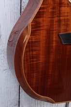 Load image into Gallery viewer, Washburn Comfort Series G55CE KOA Grand Auditorium Acoustic Electric Guitar NAMM