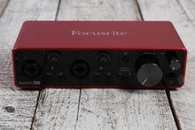 Load image into Gallery viewer, Focusrite Scarlett 2i2 Studio 3rd Gen USB Audio Interface Recording Bundle