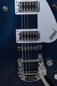 Gretsch G5232T Electromatic Double Jet FT Electric Guitar Midnight Sapphire
