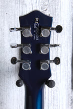 Load image into Gallery viewer, Gretsch G5232T Electromatic Double Jet FT Electric Guitar Midnight Sapphire