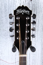 Load image into Gallery viewer, Washburn M1S Americana A Style Mandolin Solid Spruce Top Tobacco Sunburst NAMM