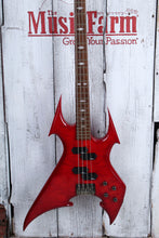 Load image into Gallery viewer, Used BC Rich NJ Series Beast Bass w/ Case